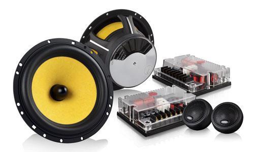 F1600Ⅱ汽车扬声器系统