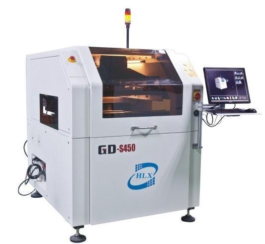 全自动印刷机_国内全自动锡膏印刷机 印刷机