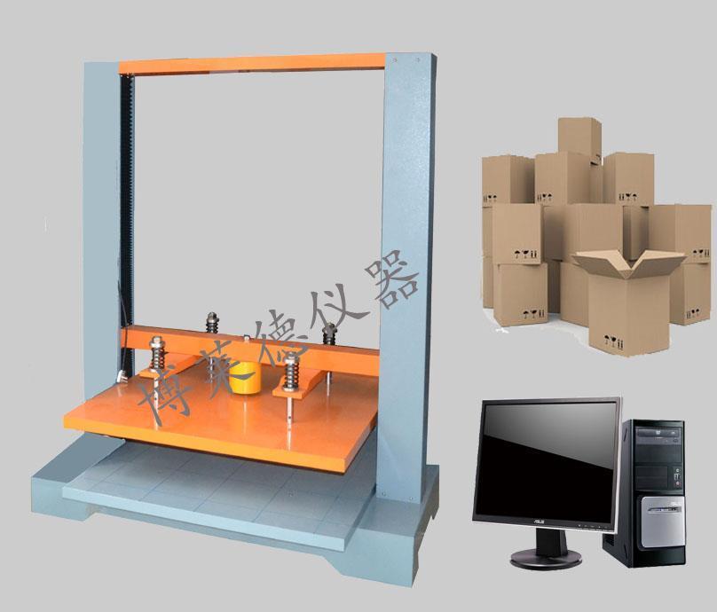 电脑式纸箱抗压强度试验机