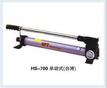 手动液压泵图片