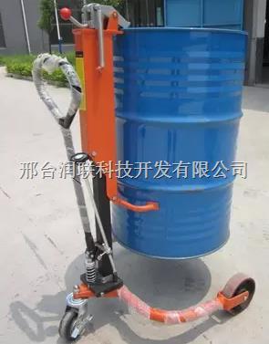 甘肃55加仑油桶搬运车厂家