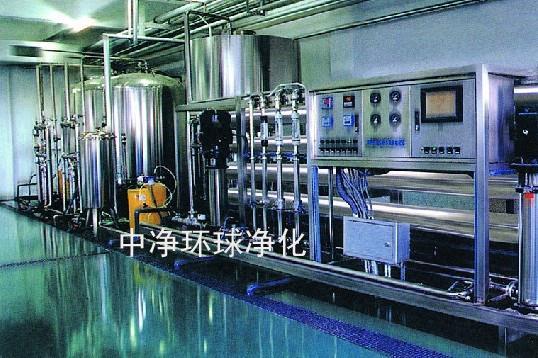 纯净水灌装车间设计装修 9