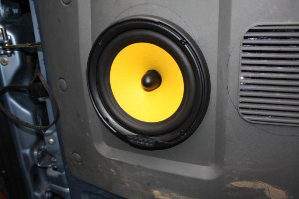 音乐无界货车音响系统升级南京惠威音响工作室作品