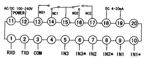DS9三相数字电压电流表|东崎Toky三相数显电压电流表 接线图