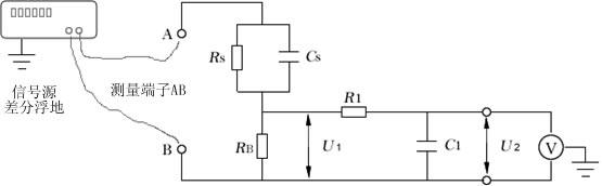 分开计量電壓表 计量測量網絡