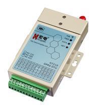 宏电GPRS DTU 无线数据传输终端 H7210