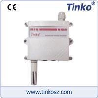 苏州天和 壁挂式温湿度变送器(精致型)