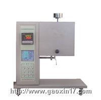 液晶数显熔融指數測定儀 GX-8040