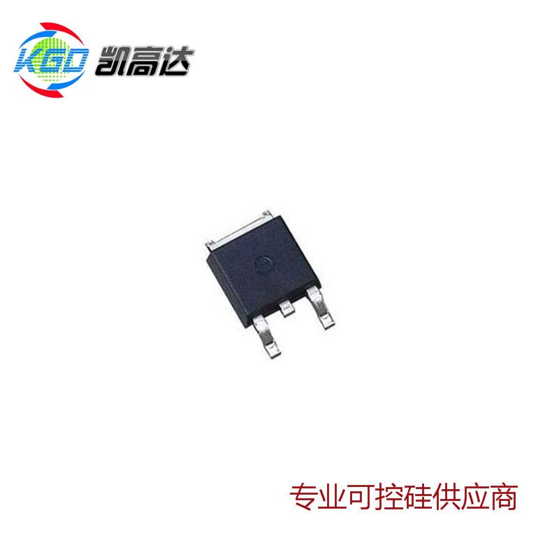 C106DS单向贴片可控硅 TO-252