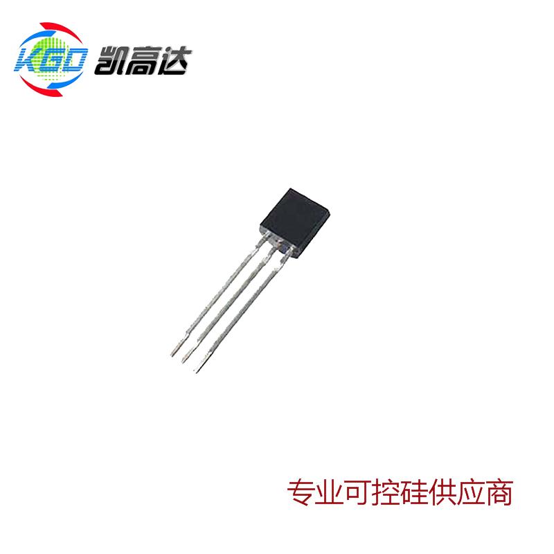 单向微触发可控硅 BT169D