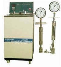 石油产品蒸气压(雷德法)试验器  SYD-8017