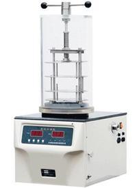 FD-1B-50冷冻干燥机   FD-1B-50(压盖型)无氟新型