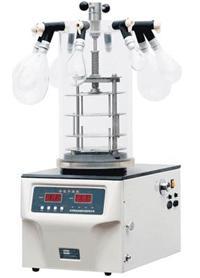 FD-1D-50真空冷冻干燥机  FD-1D-50(压盖型) 无氟新型