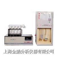 KDN-04C型凯氏定氮仪(蒸馏器/消化炉)] KDN-04C粗蛋白含量测定仪