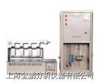 KDN-08A型凯氏定氮仪(蒸馏器/消化炉) KDN-08A粗蛋白含量测定仪