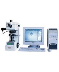 华银图像处理顯微維氏硬度計HVT-1000 HVT-1000