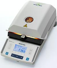 梅特勒-托利多HB43-S紧凑型卤素水份测定仪 梅特勒-托利多HB43-S