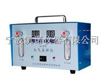 QC-2B宁波双气路大气采样器 QC-2B