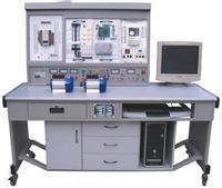 HL-P10PLC可编程控制器、单片机开发应用及变频调速综合实训装置