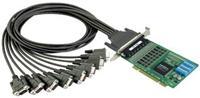 PCI 转8*RS-232/422/485(3 in 1)多串口卡