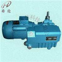 单级旋片式真空泵 XD