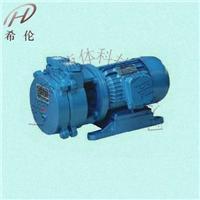 直联式水环式真空泵 SK