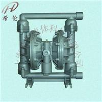 铝合金气动隔膜泵 QBY