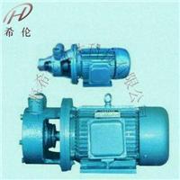 单级旋涡泵 1W型
