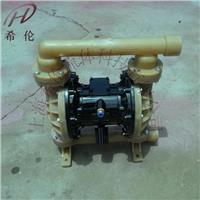 氟塑料气动隔膜泵 QBY