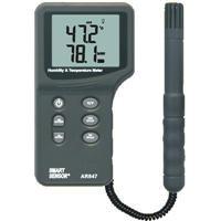 多功能专业型温湿度计   AR847
