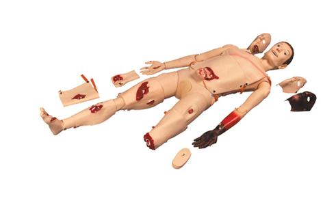 高級創傷模型