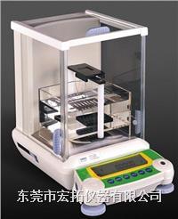 高精度PVC|PET塑料薄膜密度天平DH-120M