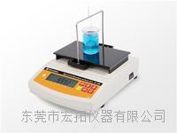东莞达宏美拓厂家直销粘稠性液体密度计 DH-300L