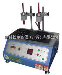 塑胶酒精耐磨擦试验机 xk-9011