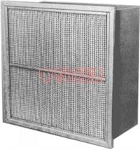 AAFBioCel I箱式高效过滤器 610*610*292mmAAFBioCel亚高效过滤器、AAFBioCel I箱式高效过滤器