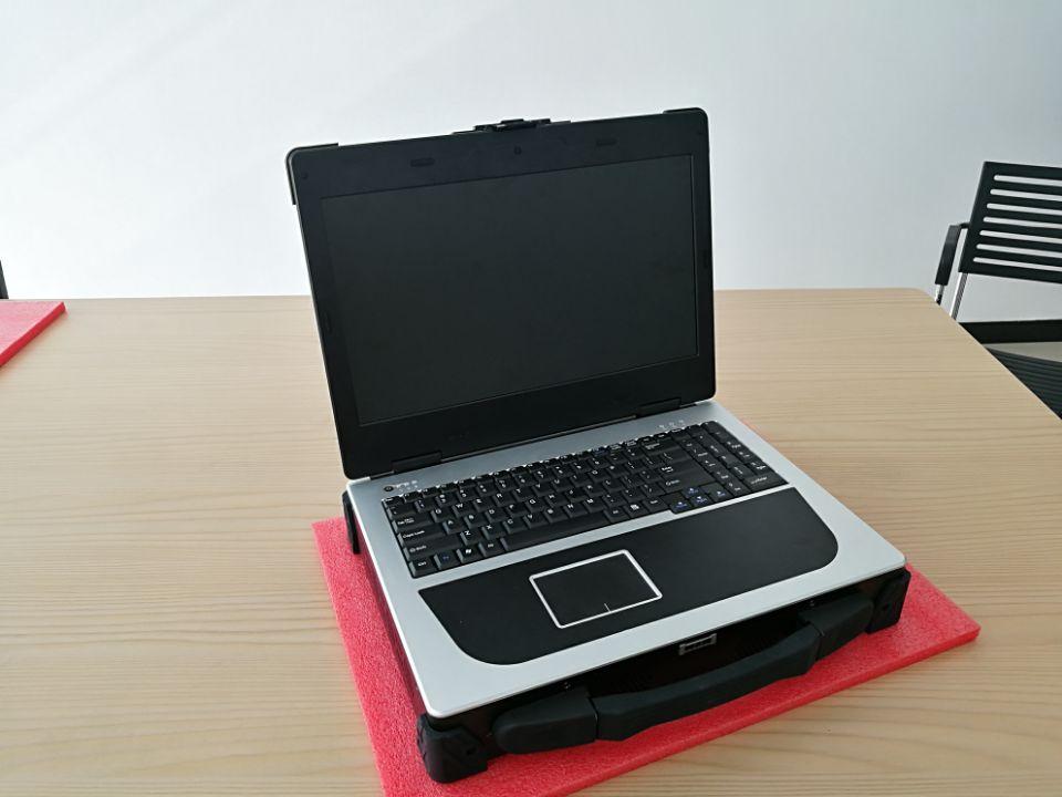 天拓加固笔记本产品和加固手持产品应用