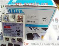 台灣陽明SCR-40DA固態繼電器 SCR-40DA