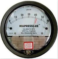 指针式微压差表 TD-2000