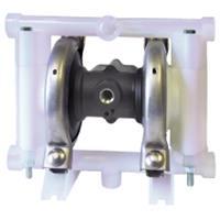 """3/8""""塑料气动隔膜泵 P038"""