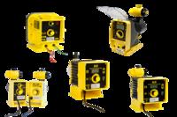 米顿罗计量泵LMI电磁驱动隔膜计量泵 LMI