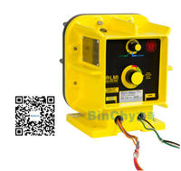 E系列防爆型电磁驱动隔膜计量泵 E系列
