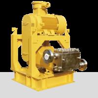 Milroyal D系列液压隔膜计量泵