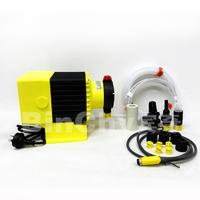 米顿罗电磁计量泵LMI加药泵B736-368TI流量17LPH压力3.5Bar加酸碱泵