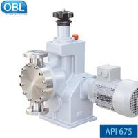 意大利OBL泵XLA液压隔膜计量泵 XLA