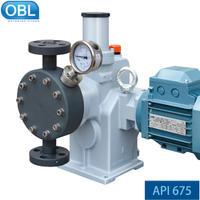 意大利OBL泵XLA液压隔膜计量泵