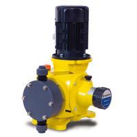 GB系列机械隔膜计量泵PVC材质米顿罗加药泵 GB1000PP1MNN