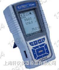 Eutech优特PC650防水型便携式多参数水质分析仪
