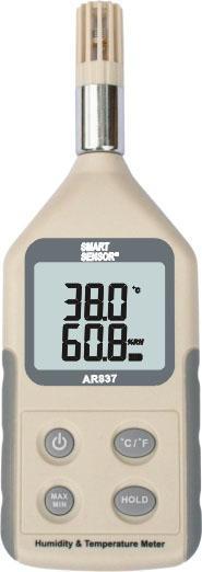溫濕度計AR837 AR837