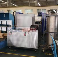 某塑機集團采購的液氮裝配箱用于低溫冷縮裝配