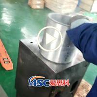 液氮冷凍裝配箱:機軸冷縮裝配